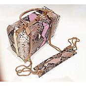 Сумки и аксессуары handmade. Livemaster - original item Zenn Handbag. Handmade.