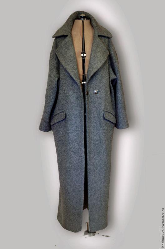 """Верхняя одежда ручной работы. Ярмарка Мастеров - ручная работа. Купить Пальто двубортное""""В стиле """"Мах Маrа-2"""". Handmade."""