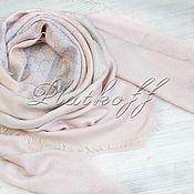 Аксессуары handmade. Livemaster - original item Pink handkerchief fabric multicolour Gucci Monogram. Handmade.