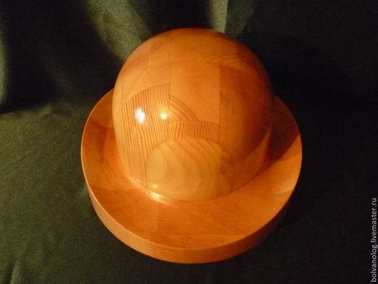 Mannequins handmade. Livemaster - handmade. Buy Blank-hat felting 001.Blank, pad, cedar