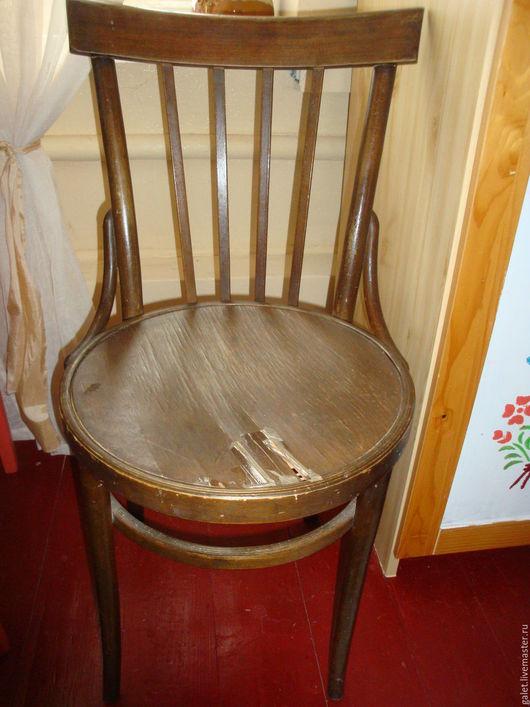 Винтажные предметы интерьера. Ярмарка Мастеров - ручная работа. Купить Венский стул в реставрацию, винтаж. Handmade. Стул, гнутая мебель