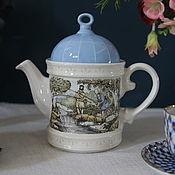 Винтаж handmade. Livemaster - original item Collectible teapot from the English manufactory Sadler. Handmade.