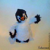 Куклы и игрушки ручной работы. Ярмарка Мастеров - ручная работа Пингвинчик. Handmade.