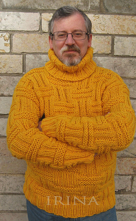 Positive sweater, Mens sweaters, Lomonosov,  Фото №1