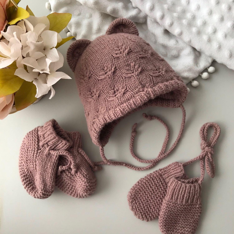 Комплект для новорожденной, Комплект для выписки, Пермь,  Фото №1