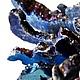 Колье, бусы ручной работы. Заказать Колье Бусы Марсианка Натуральные камни. ОТПУСК С 1 ИЮНЯ  Елена*2017. Ярмарка Мастеров.
