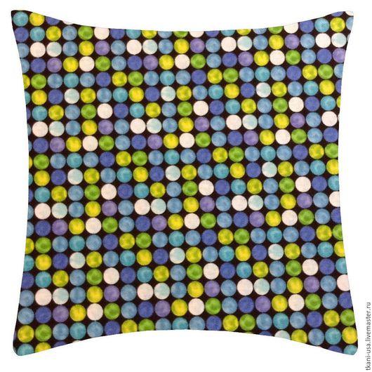 Текстиль, ковры ручной работы. Ярмарка Мастеров - ручная работа. Купить Наволочка для интерьерной подушки 40х40 см. Handmade. хлопок