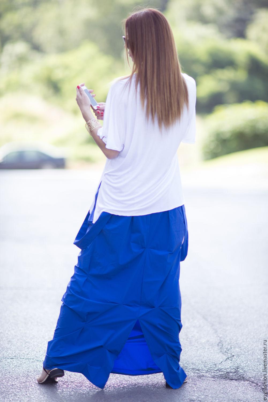 Белая блузка с коротким рукавом с доставкой