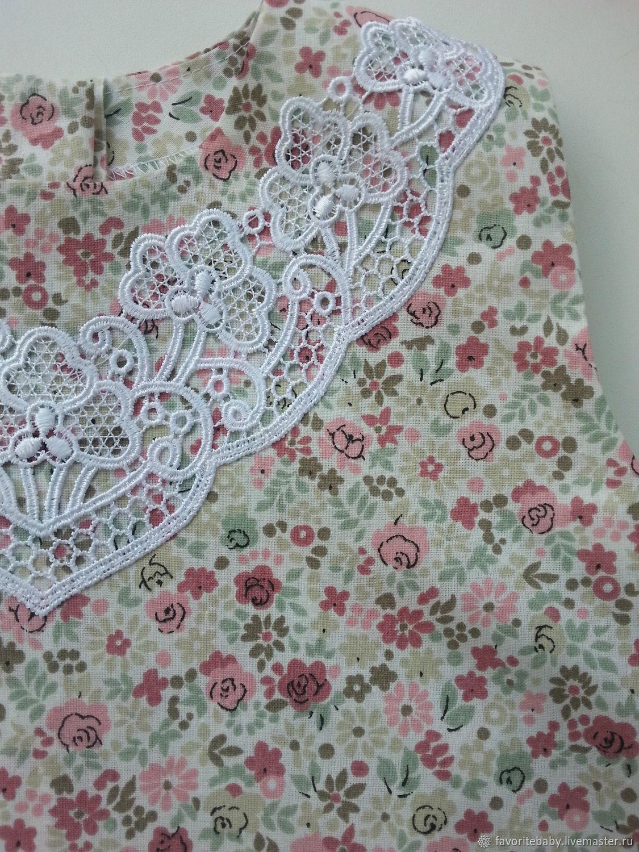 Одежда для девочек, ручной работы. Ярмарка Мастеров - ручная работа. Купить Платья для девочек А-силуэт. Handmade. Летнее платье