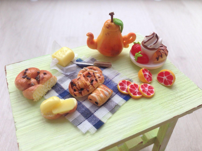 картинки еда для кукол своими руками из бумаги представляет