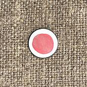 Материалы для творчества handmade. Livemaster - original item Shinceramic glass paint No. №7188 Pink. Handmade.