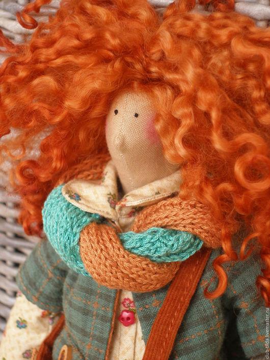 Куклы Тильды ручной работы. Ярмарка Мастеров - ручная работа. Купить Тильда Кукла  Тильда ...Стеша:). Handmade. Тильда, зеленый