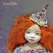 Куклы и игрушки handmade. Livemaster - original item Kasya. Handmade.