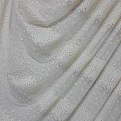 Материалы для творчества ручной работы. Ярмарка Мастеров - ручная работа 3 Кружевная ткань. Handmade.