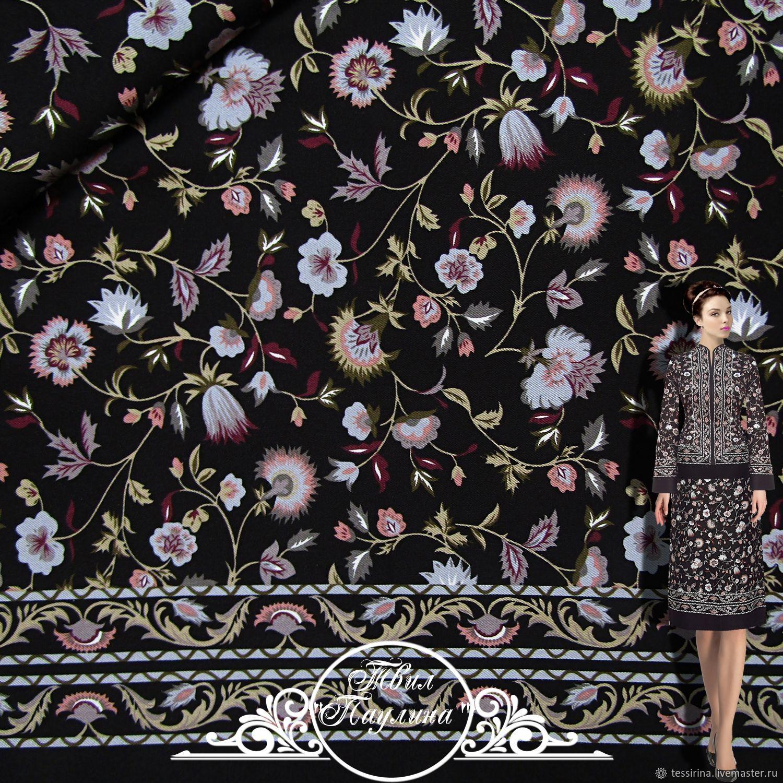 "Твил ETRO ""Паулина"" итальянские ткани, Fabric, Sochi,  Фото №1"