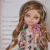 Куклы и игрушки ручной работы. Ярмарка Мастеров - ручная работа Nicole коллекционная кукла. Handmade.