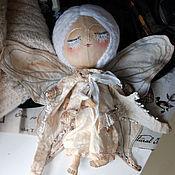 """Куклы и игрушки ручной работы. Ярмарка Мастеров - ручная работа """"Белая бабочка №2"""" кукла. Handmade."""