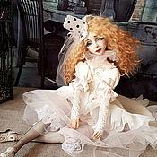 Куклы и пупсы ручной работы. Ярмарка Мастеров - ручная работа Авторская кукла Мариз. Handmade.