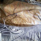 """Аксессуары ручной работы. Ярмарка Мастеров - ручная работа Шарф """"Таинственный шепот"""". Handmade."""