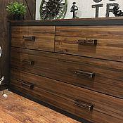 Для дома и интерьера handmade. Livemaster - original item Kansas chest of drawers. Handmade.