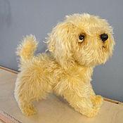 Куклы и игрушки ручной работы. Ярмарка Мастеров - ручная работа собачка тедди. Handmade.