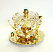 Посуда handmade. Livemaster - original item Medovnitsa