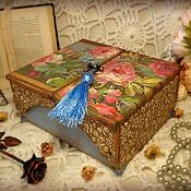 Для дома и интерьера handmade. Livemaster - original item casket-the casket