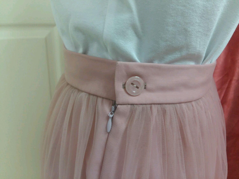 Как сшить юбку из фатина Мастер-классы на 46
