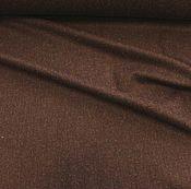 Ткани ручной работы. Ярмарка Мастеров - ручная работа ткань костюмная шерсть  коричневая  Италия, MaxMara. Handmade.