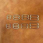 Материалы для творчества ручной работы. Ярмарка Мастеров - ручная работа Рамка металлическая, регулятор пятистенка - 4 размера. Handmade.
