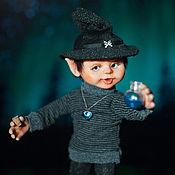 Куклы и пупсы ручной работы. Ярмарка Мастеров - ручная работа Чародей Феликс и волшебный эликсир. Handmade.