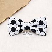 Аксессуары handmade. Livemaster - original item Soccer ball, Football, bow Tie. Handmade.