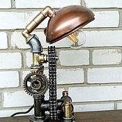 "Для дома и интерьера handmade. Livemaster - original item Table lamp ""Mr. Designer"". Handmade."