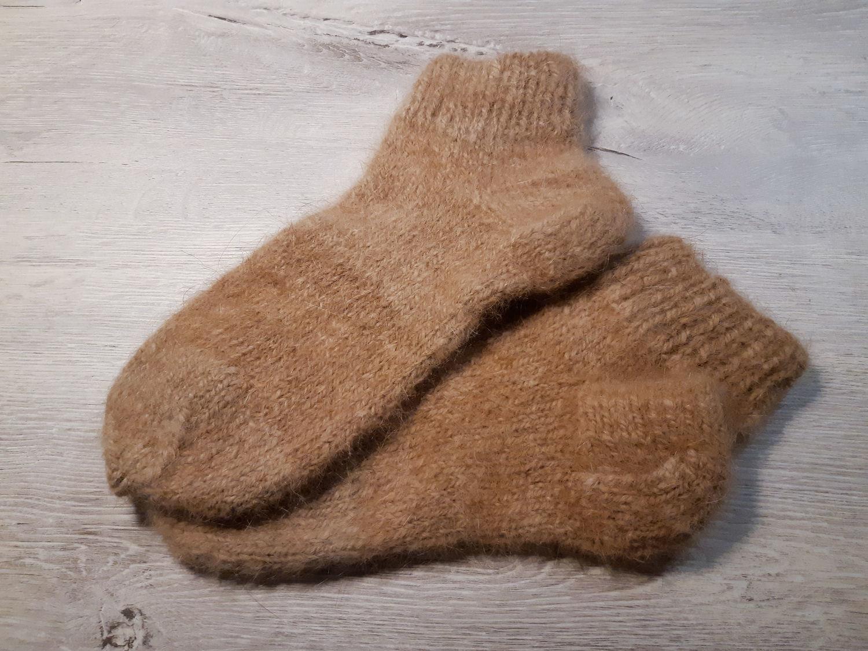 5d99d19c5404b Носки из собачьей шерсти – купить в интернет-магазине на Ярмарке ...