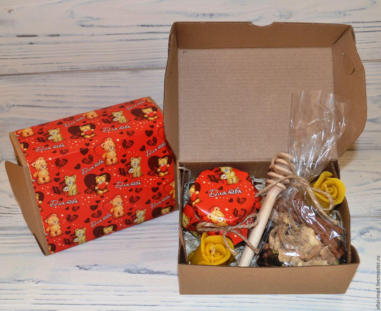 Как красиво положить подарок в коробку 12