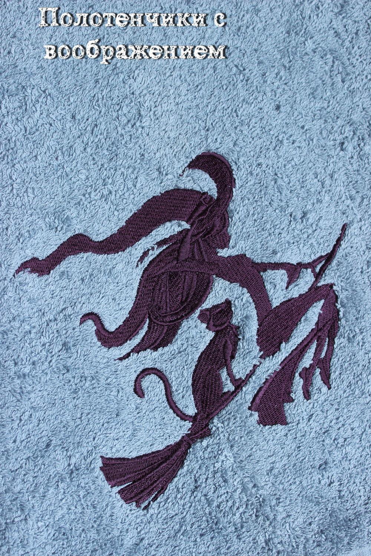 На метле. Полотенце для истинных Леди, Полотенца, Москва,  Фото №1