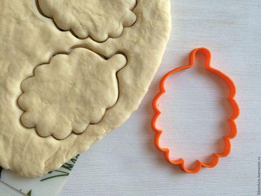 Кухня ручной работы. Ярмарка Мастеров - ручная работа. Купить Форма для печенья Шишка. Handmade. Разноцветный, формочка для печенья