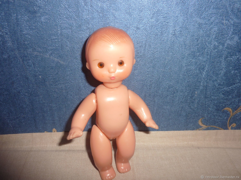 Винтаж: Кукла пупс голыш СССР, Куклы винтажные, Санкт-Петербург,  Фото №1