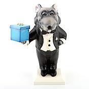 Подарки к праздникам ручной работы. Ярмарка Мастеров - ручная работа Крыс из списка Forbes. Handmade.