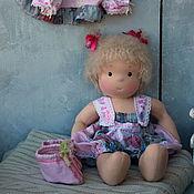Куклы и игрушки ручной работы. Ярмарка Мастеров - ручная работа ЛЯЛЕЧКА :)  Кукла для больших и маленьких девочек.. Handmade.