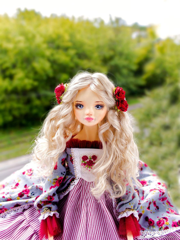 Copy of Henrietta collectible handmade doll, OOAK doll, art doll, Dolls, Nizhny Novgorod,  Фото №1
