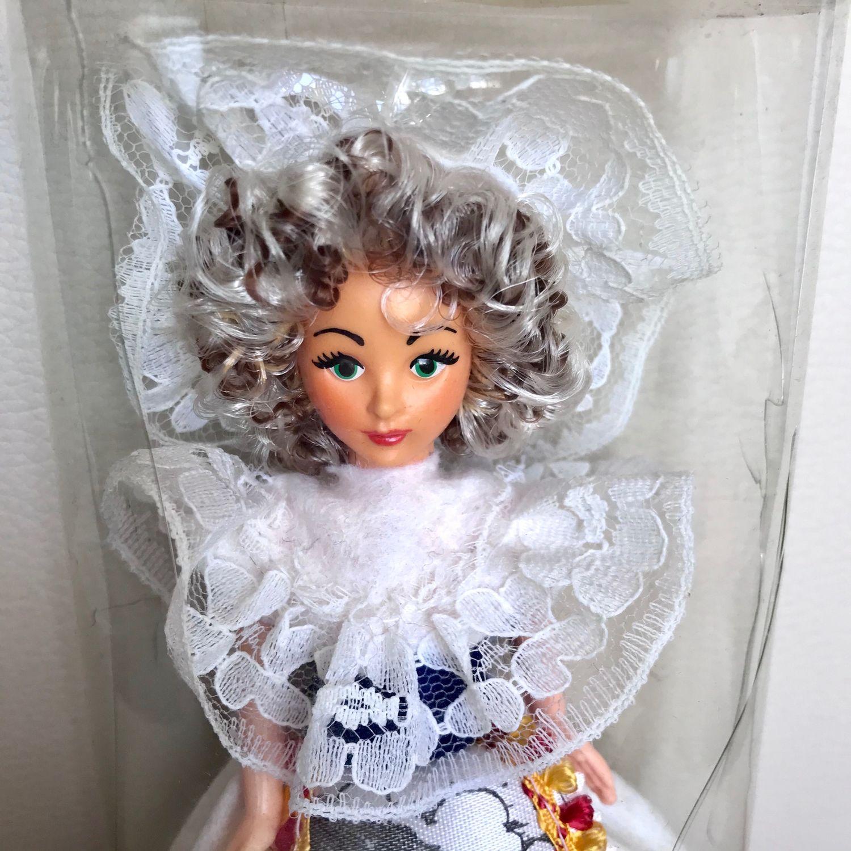 Винтажная кукла в тубусе, Народная кукла, Воронеж,  Фото №1