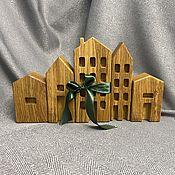 Для дома и интерьера handmade. Livemaster - original item Large interior houses made of wood. Handmade.