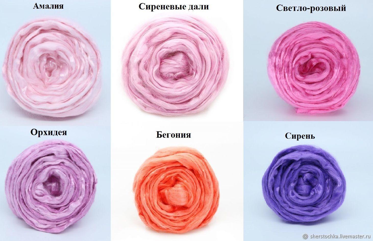 """Вискоза """"Знакомство"""", Волокна, Москва,  Фото №1"""