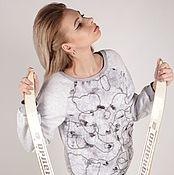 Одежда handmade. Livemaster - original item sweatshirt women`s