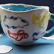 Кружки ручной работы. Ярмарка Мастеров - ручная работа Чашка Детство для Взрослых. Handmade.