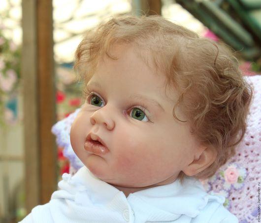 Куклы-младенцы и reborn ручной работы. Ярмарка Мастеров - ручная работа. Купить Lenya. Handmade. Комбинированный, Виниловая заготовка