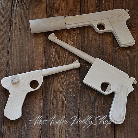 Деревянное оружие ручной работы по собственным авторским эскизам. Ярмарка мастеров - ручная работа. Купить деревянное оружие, пистолеты. Handmade. Оригинальный подарок и взрослым, и детям.