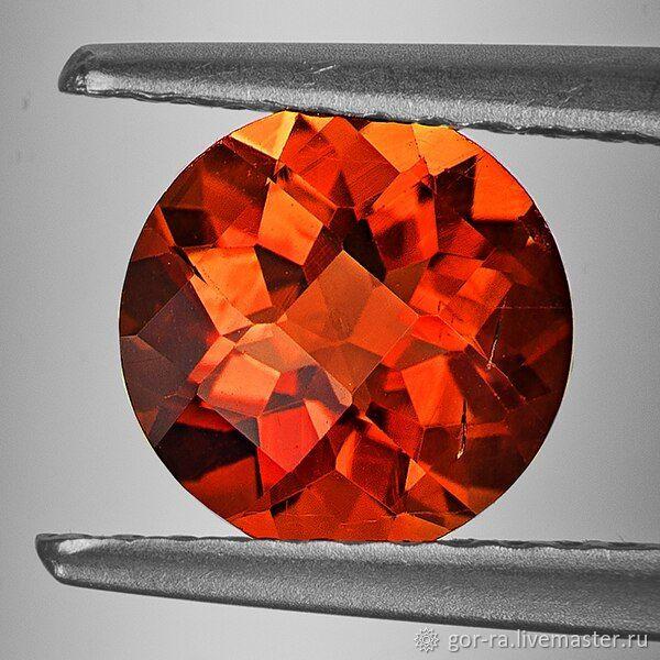 Andesin 6 mm. VVS1, Minerals, Yoshkar-Ola,  Фото №1