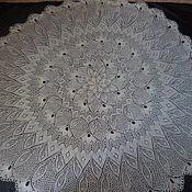 Для дома и интерьера ручной работы. Ярмарка Мастеров - ручная работа скатерть ажурная. Handmade.